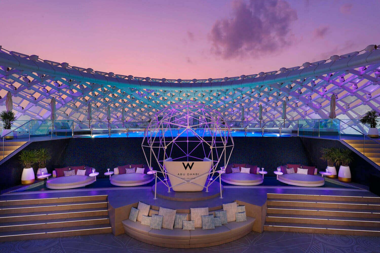 W Abu Dhabi Yas Island, Abu Dhabi