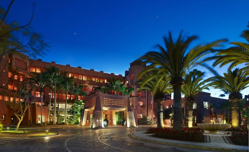 The Ritz-Carlton Abama, Guia de Isora