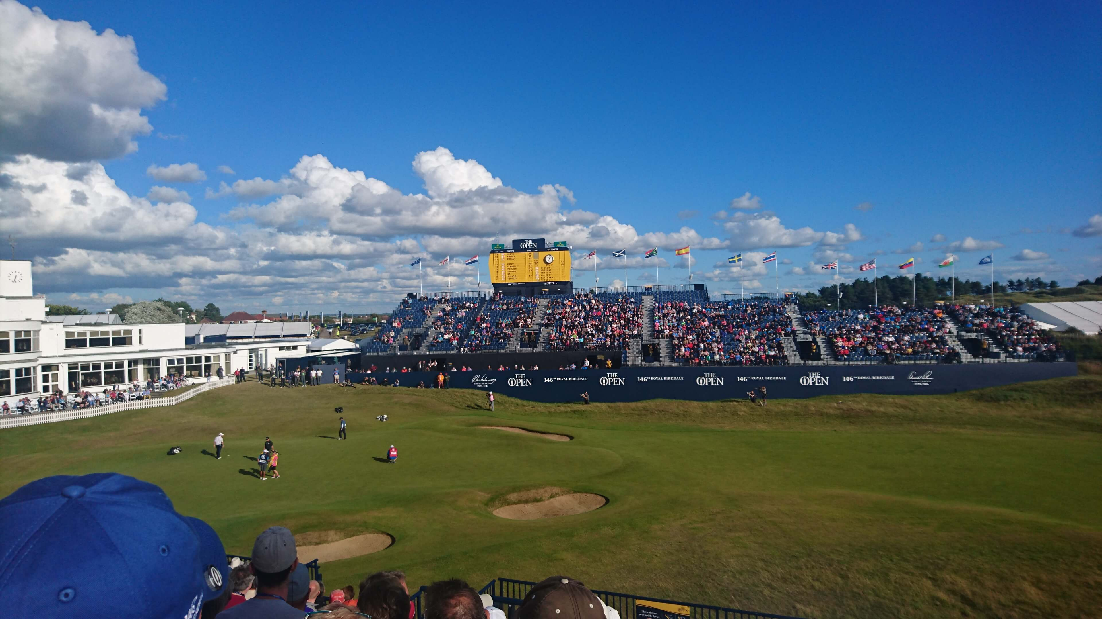 Glencor Golf Visit The Open 2017 at Royal Birkdale 3