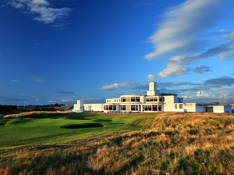 The Open 2017 at Royal Birkdale