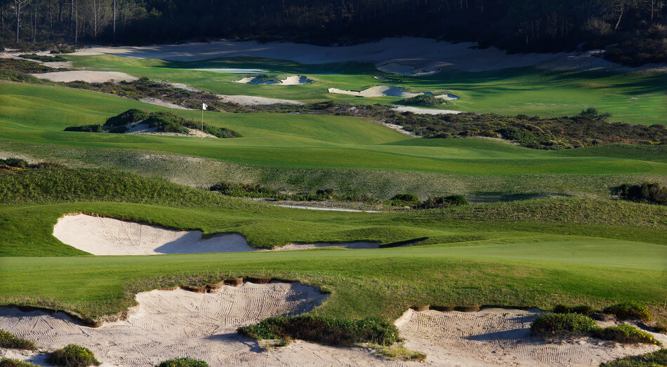 West Cliffs Golf Course, Lisbon