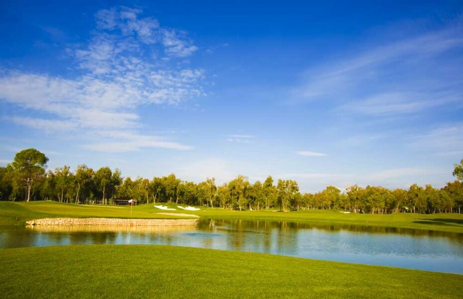 Carya Golf Club, Belek