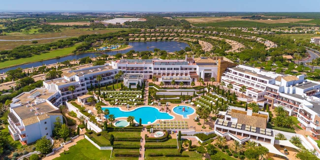 Hotel Fuerte El Rompido, Huelva