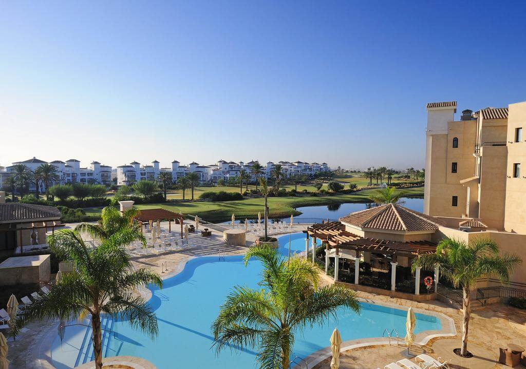 MURCIA - 5*  DoubleTree by Hilton La Torre Golf & Spa Resort