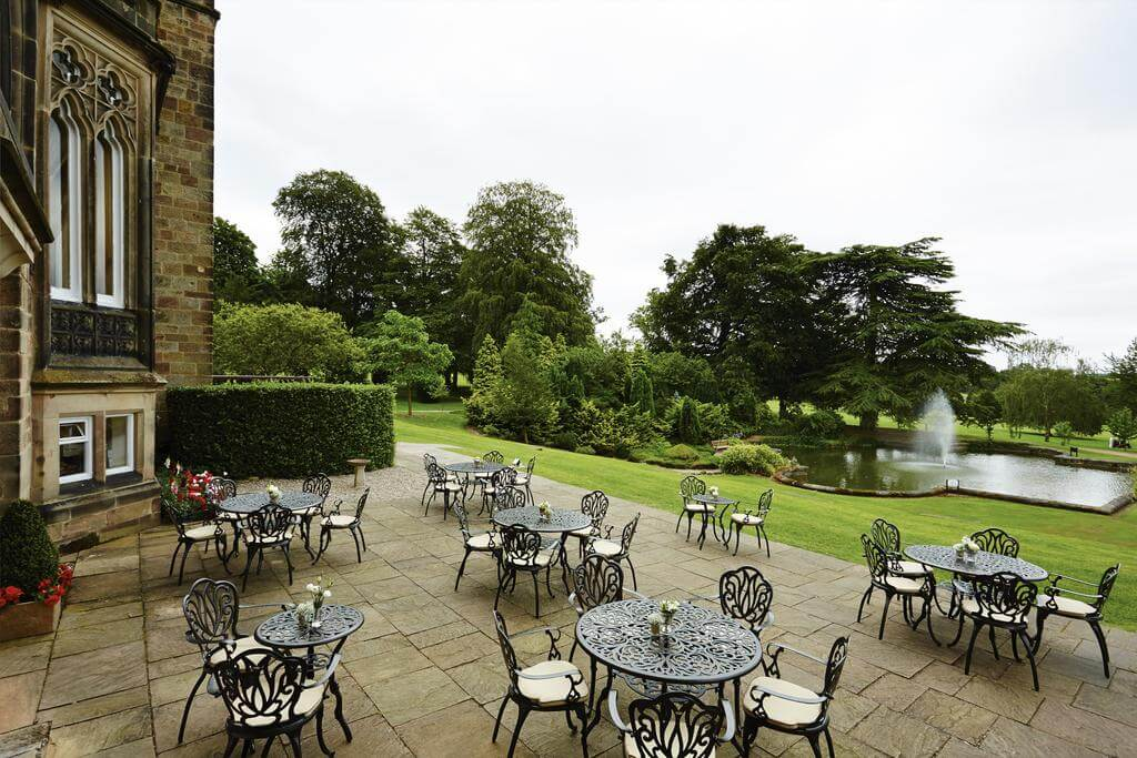 UK – Breadsall Priory Marriott Hotel And Country Club