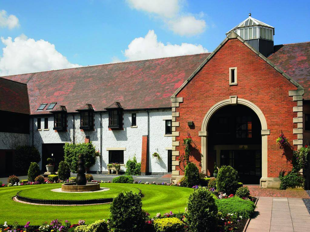 UK – Forest Of Arden Marriott Hotel And Country Club