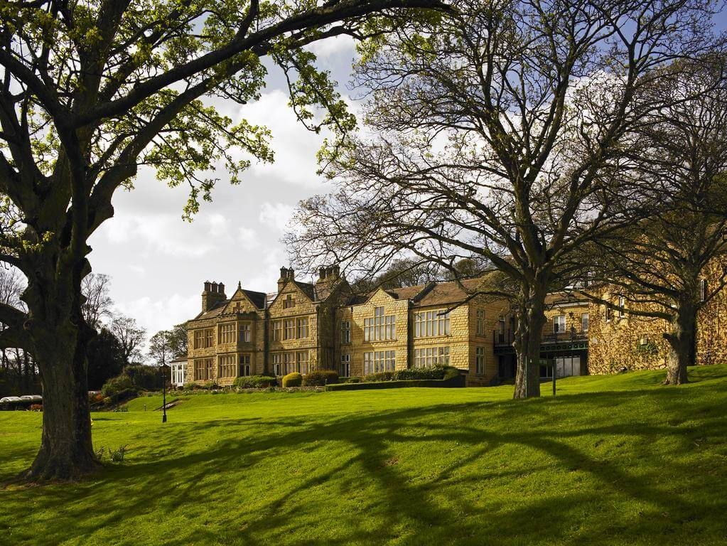 UK – Hollins Hall Marriott Hotel And Country Club