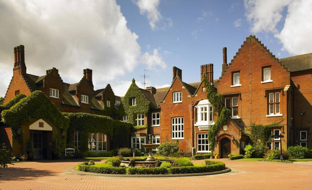 UK – Sprowston Manor Marriott Hotel And Country Club