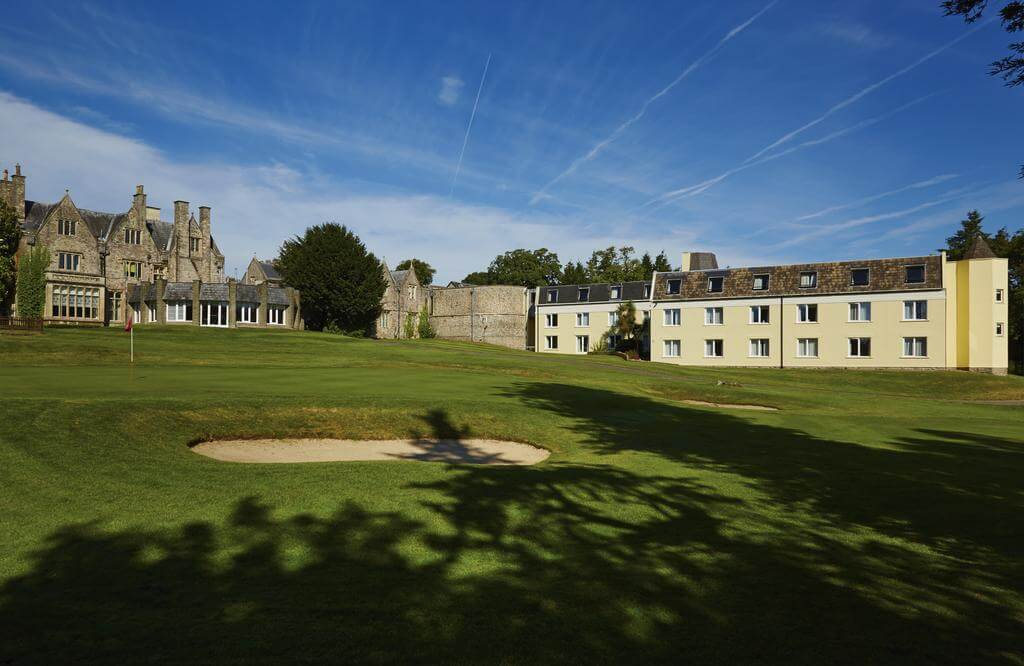 UK - St Pierre Marriott Hotel and Country Club