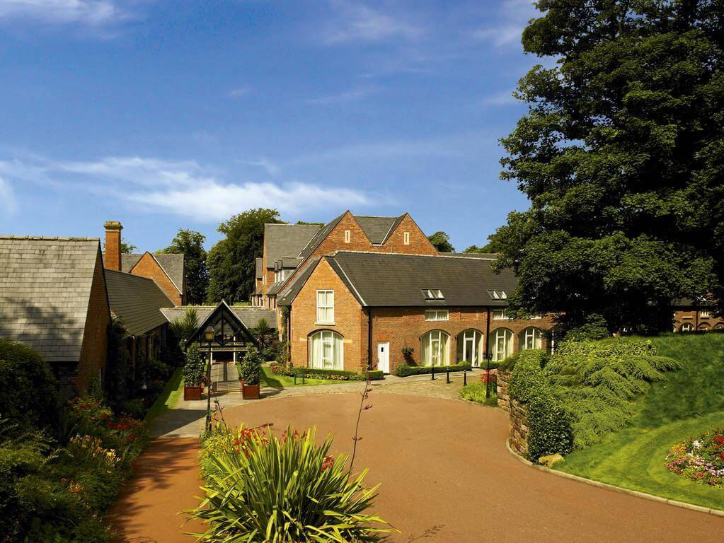 UK – Marriott Worsley Park Hotel & Country Club