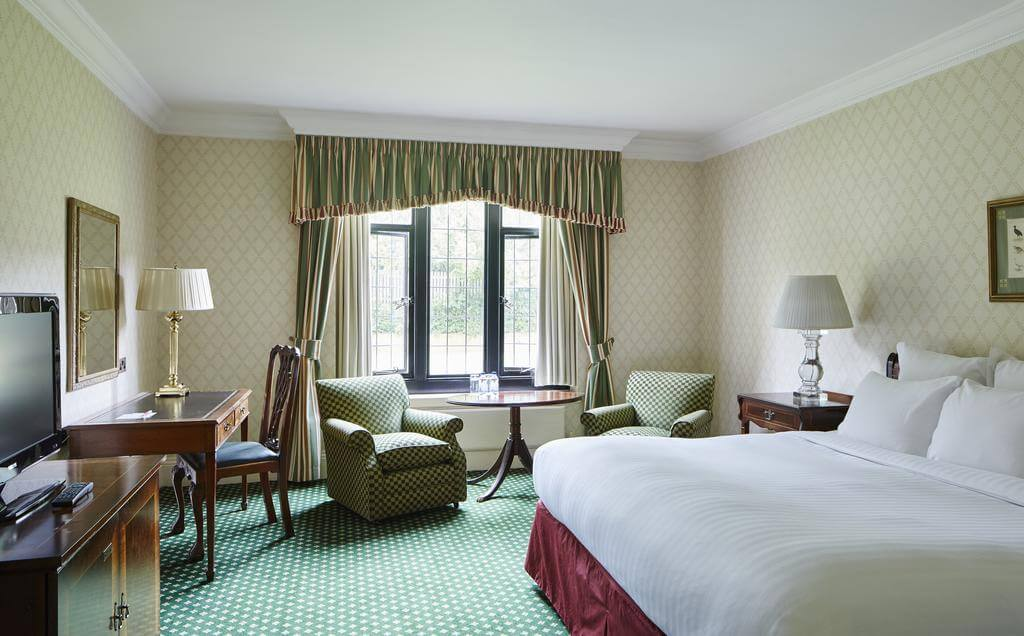 UK - Hanbury Manor Marriott Hotel And Country Club