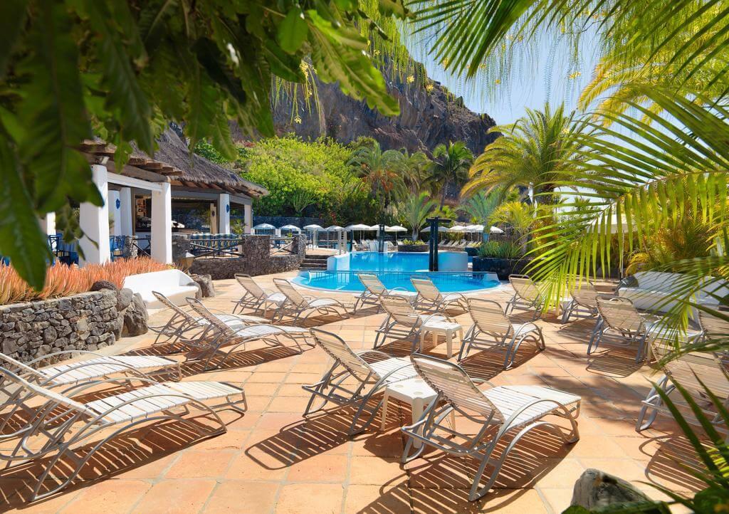 TENERIFE - 4* Hotel Jardin Tecina