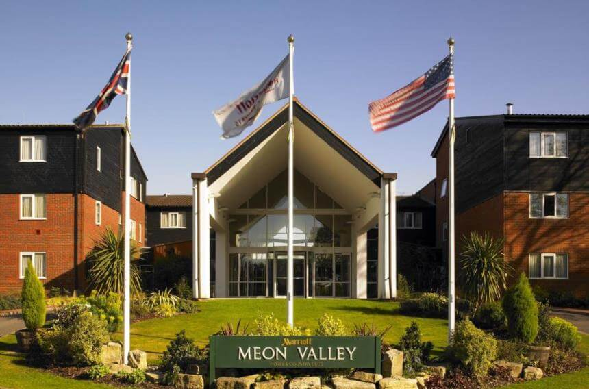 UK - Meon Valley Marriott Hotel And Country Club