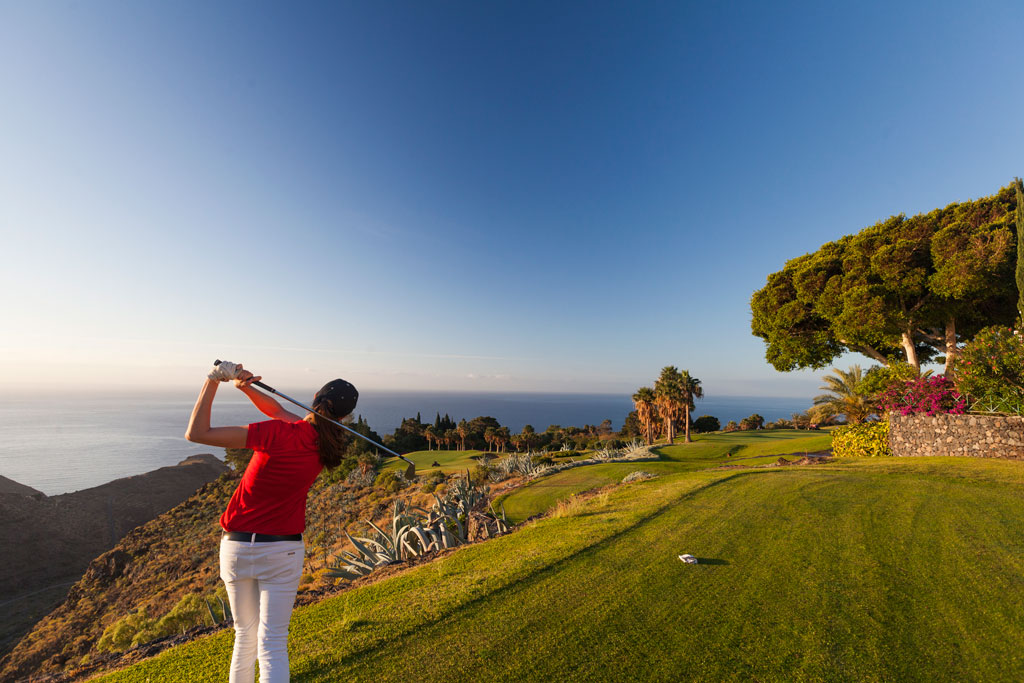 Tecina Golf, La Gomera