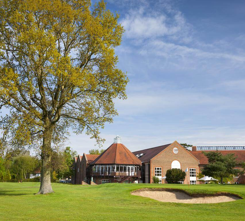 UK – Tudor Park Marriott Hotel And Country Club
