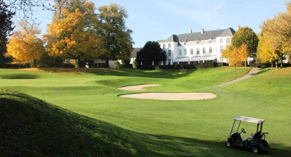 Golf Chateau de la Tournette, Brussels