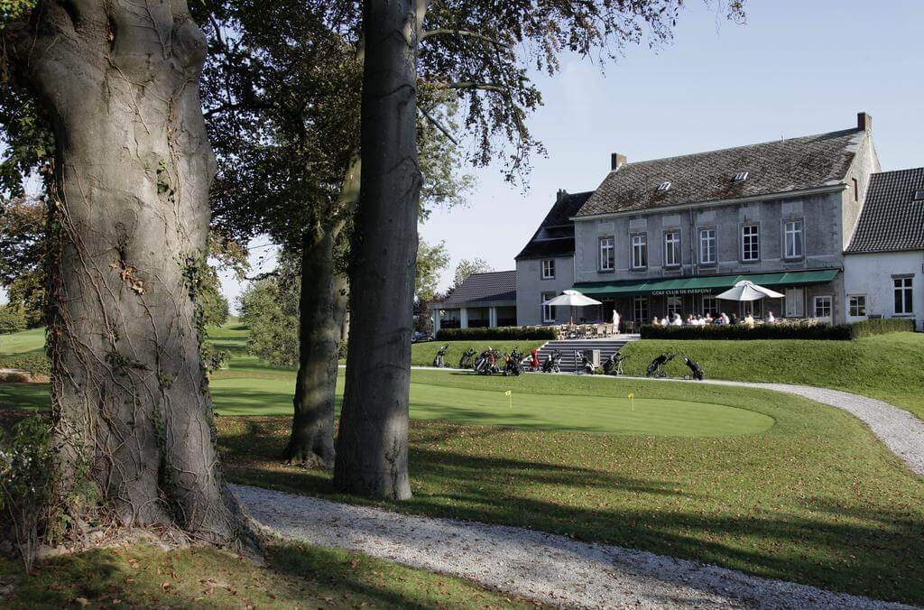 Golf De Pierpont, Brussels