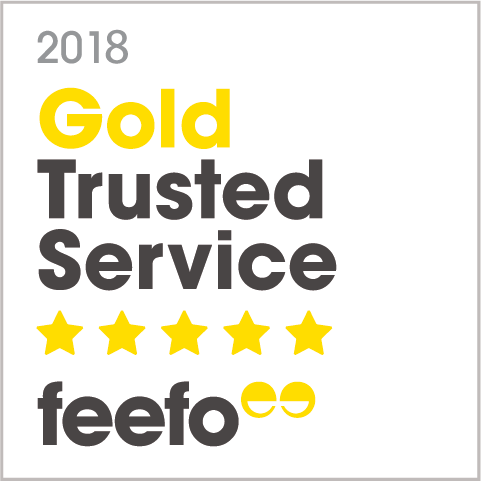 Feefo Golf Trusted Service