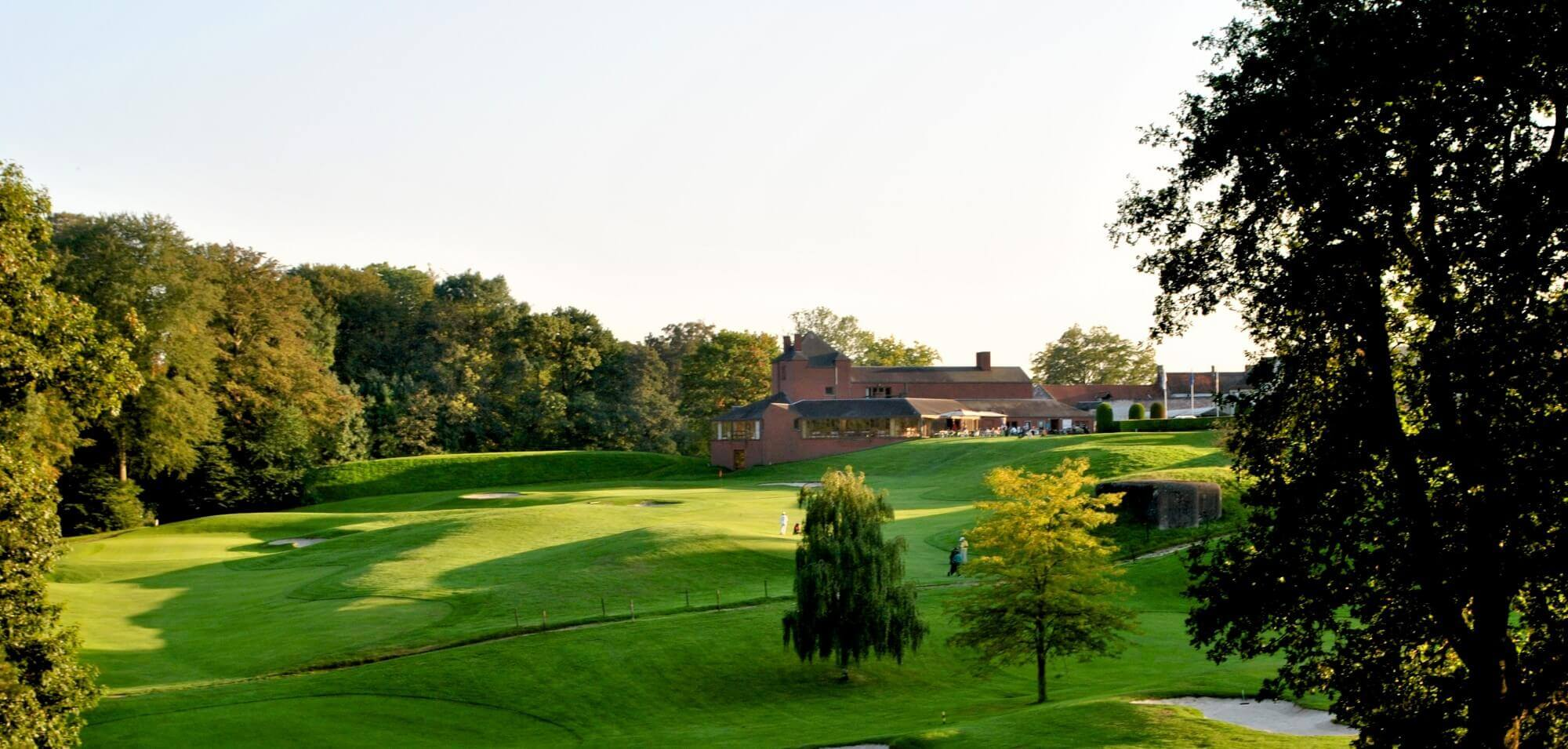 Golf du Chateau de la Bawette, Walloon Brabant