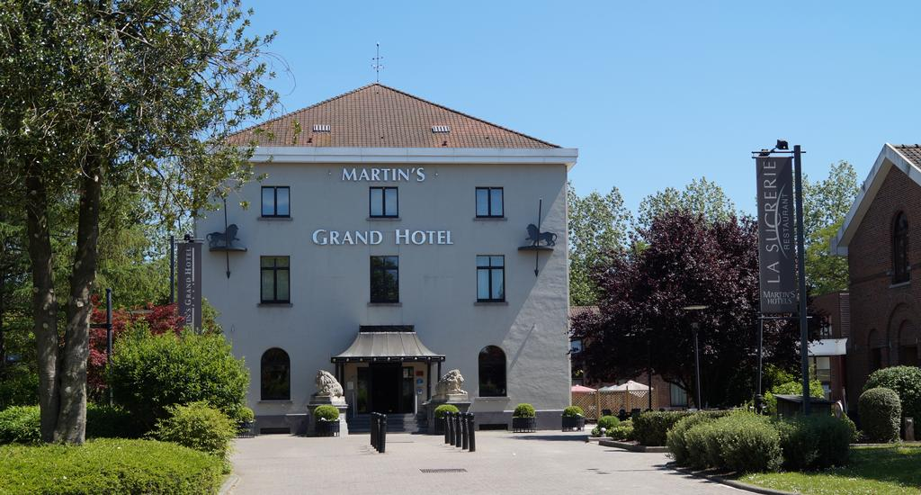 Martin's Grand Hotel, Walloon-Brabant