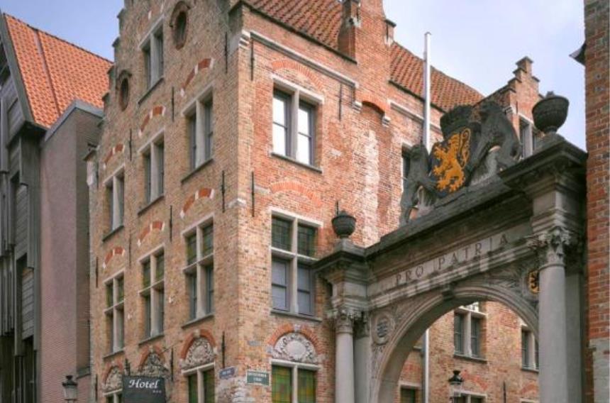 BELGIUM - 3* Martin's Brugge