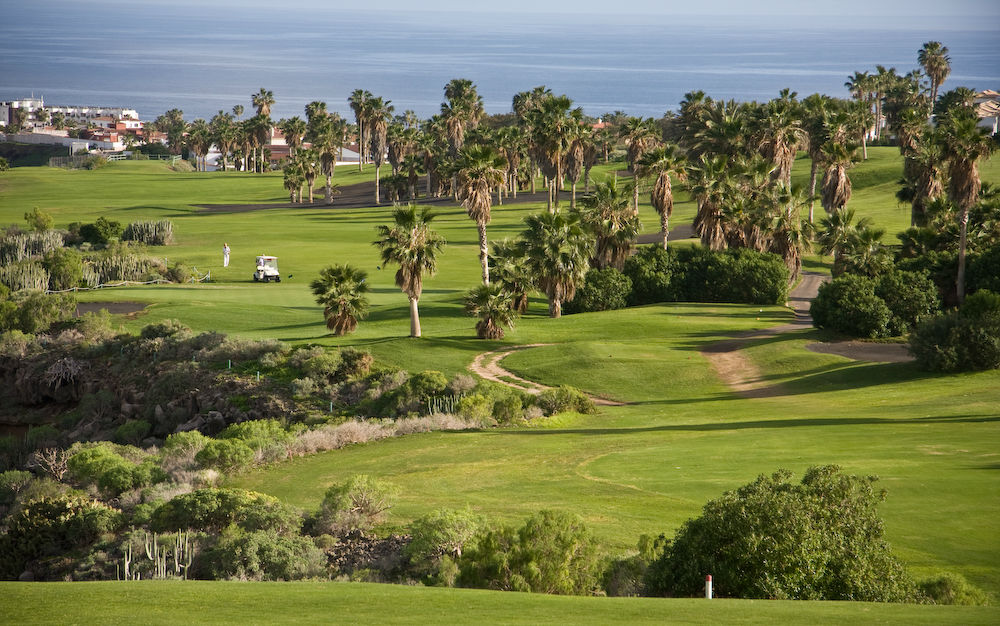 Winter Golf Deals in Tenerife