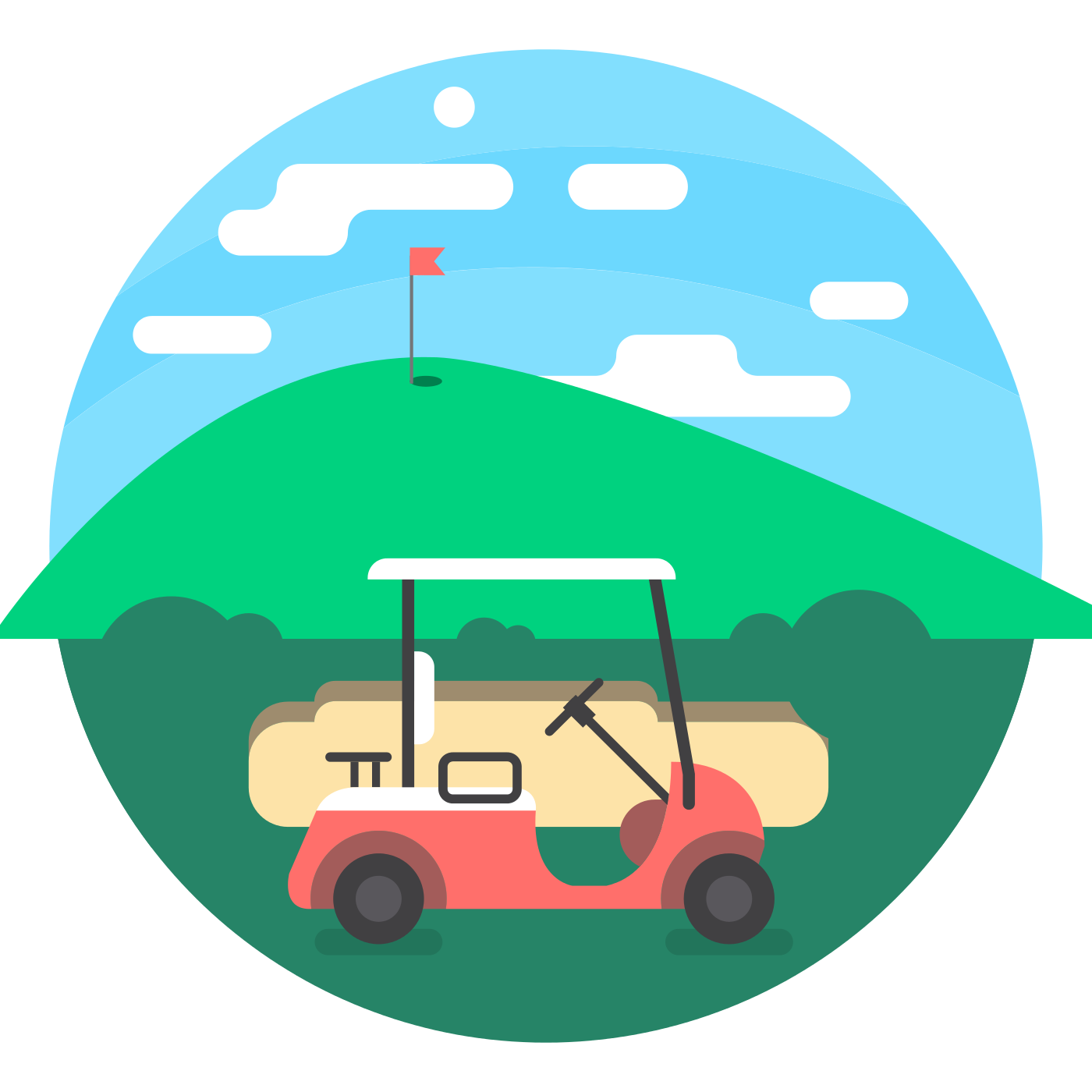 Golf Buggie