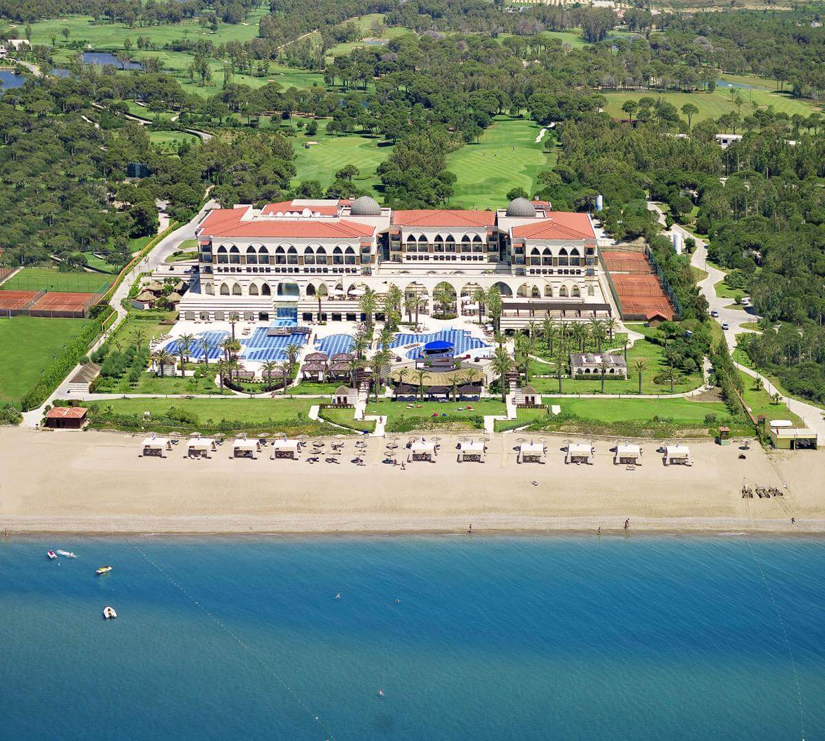 TURKEY - ALL INCLUSIVE - 5* Kempinski Hotel The Dome