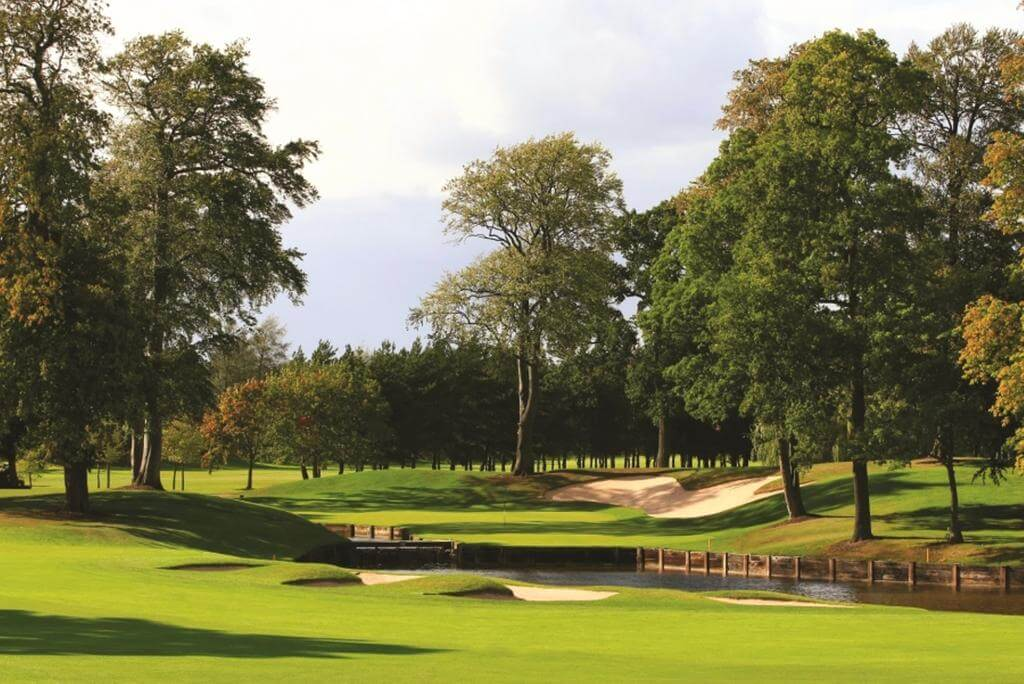 Golf Breaks At The Belfry