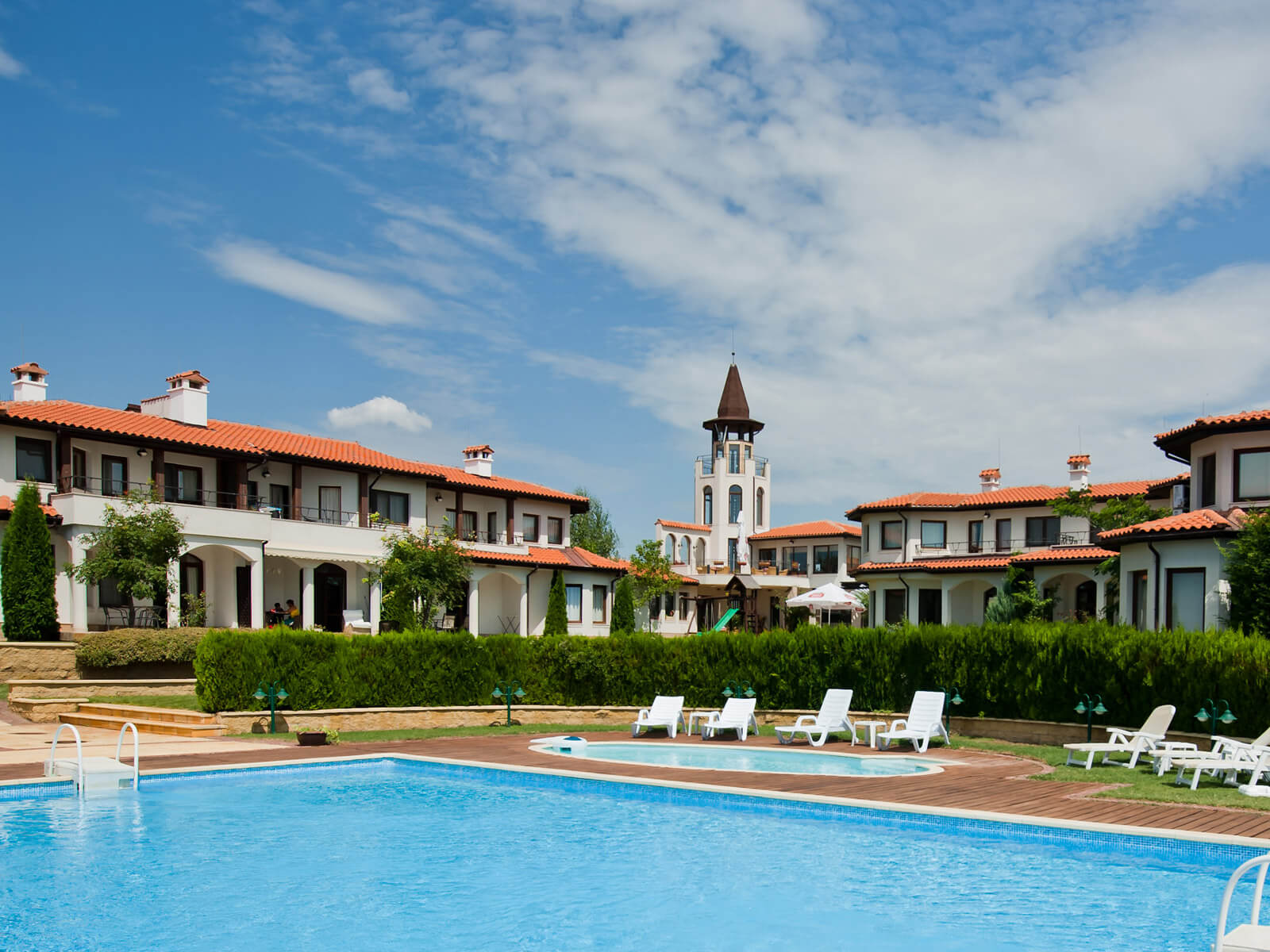 BlackSeaRama Golf & Villas, Balchik