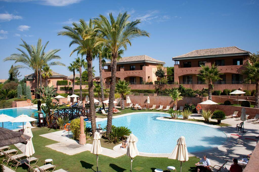 COSTA DE LA LUZ - 4* DoubleTree by Hilton Islantilla Beach Golf Resort