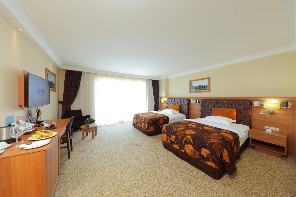 TURKEY - ALL INCLUSIVE - 5* Sueno Golf Hotel