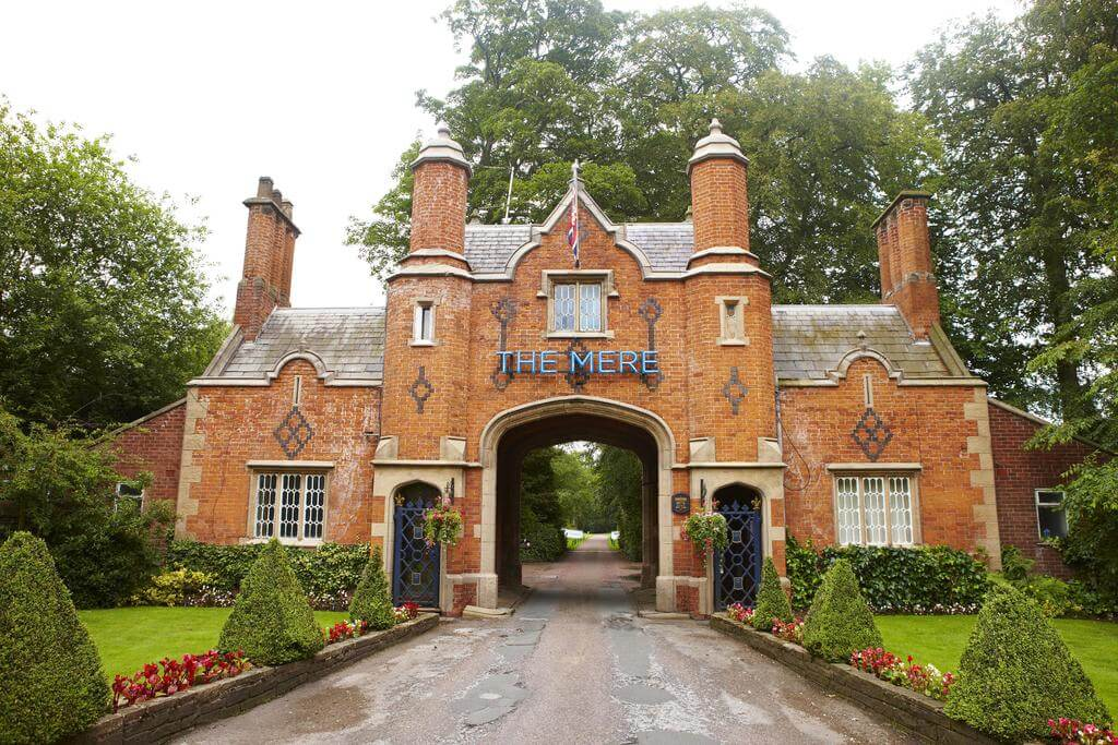 UK - The Mere Golf Resort & Spa