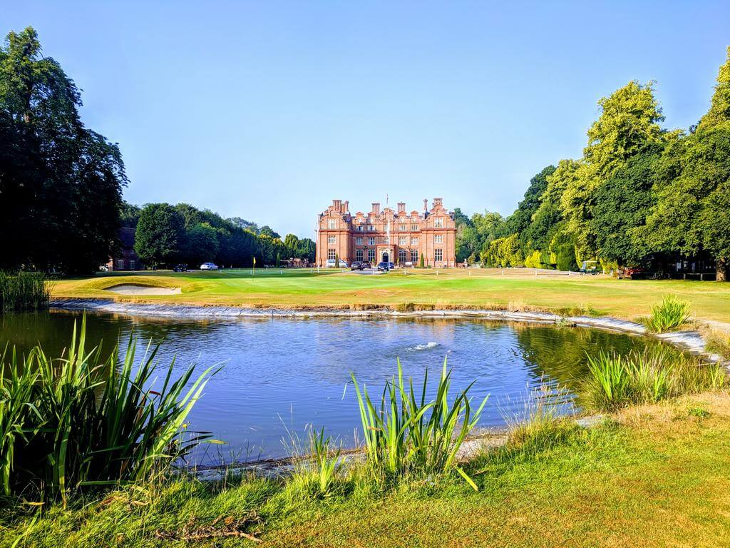 UK - Broome Park Hotel