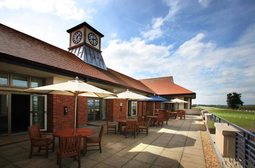 UK - The Oxfordshire Golf Club And Hotel