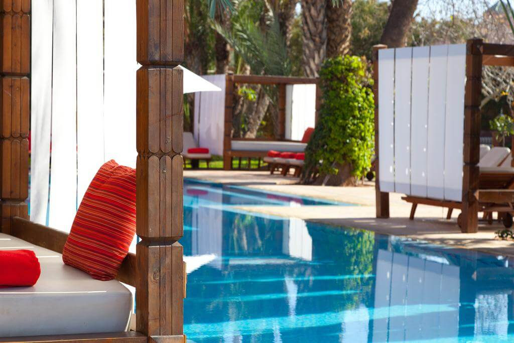 MOROCCO - 5* Hotel Sofitel Marrakech Lounge And Spa
