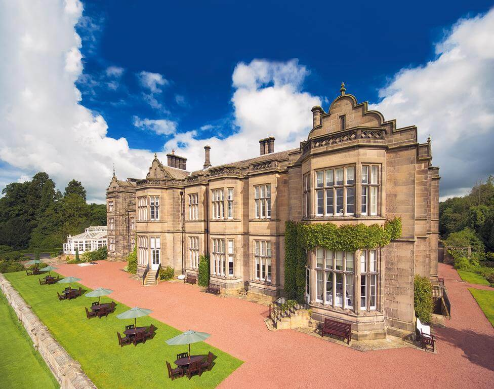 UK - Matfen Hall Hotel, Golf And Spa