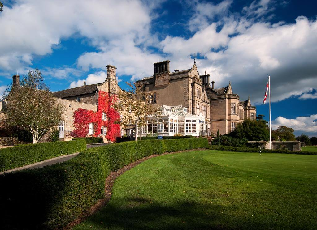 UK - Maften Hall Hotel, Golf And Spa