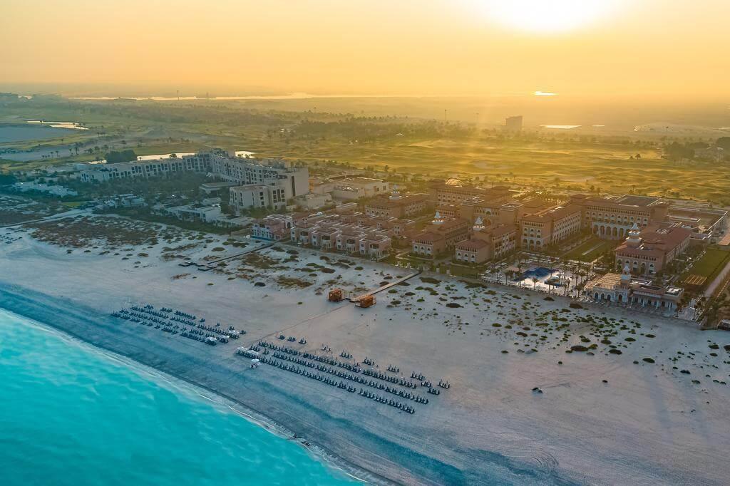 ABU DHABI – 5* Rixos Saadiyat Island