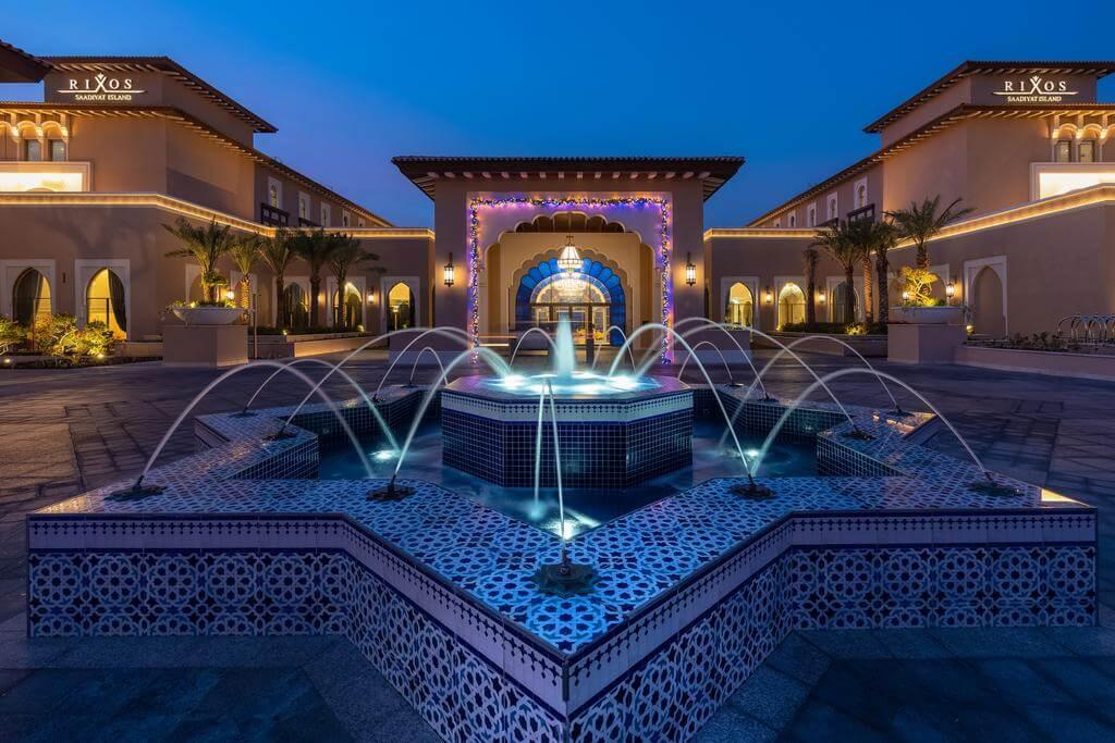 Rixos Saadiyat Island, Abu Dhabi