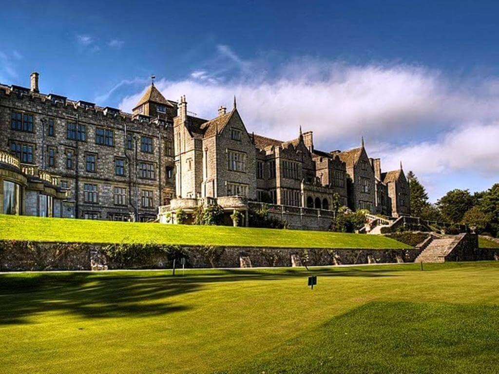 UK - Bovey Castle