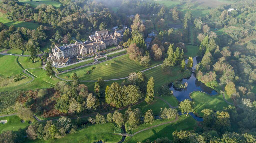 UK - Bovey Castle