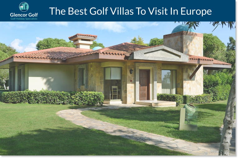 Best Golf Villas