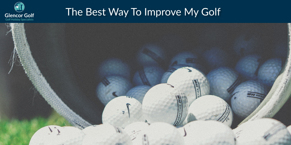 Improve my golf