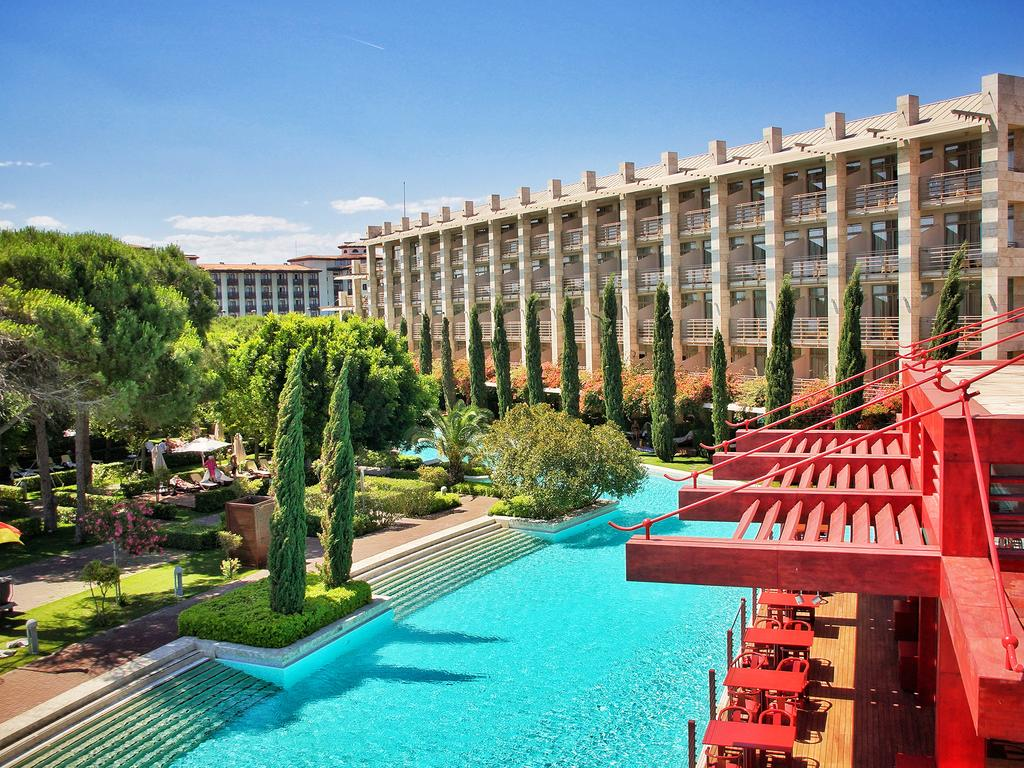 Gloria Serenity Resort, Belek