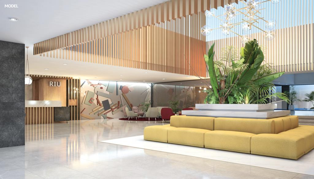 GRAN CANARIA - 4* Hotel Riu Palace Palmeras