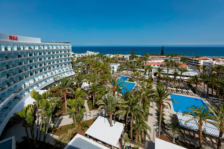Hotel Riu Palace Palmeras, Playa Del Ingles