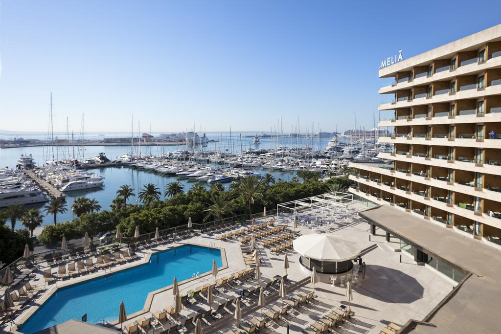 Melia Palma Marina Hotel, Palma