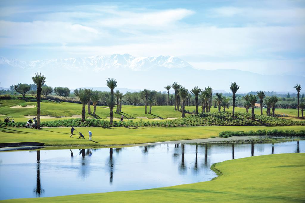 Fairmont Royal Palm Marrakech Golf And Country Club, Marrakech